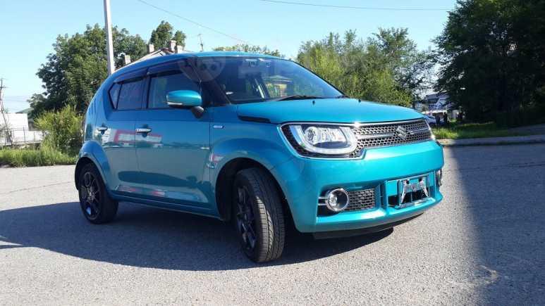 Suzuki Ignis, 2016 год, 625 000 руб.
