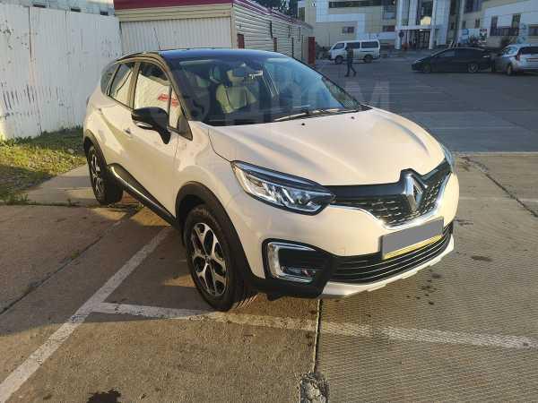 Renault Kaptur, 2018 год, 1 160 000 руб.