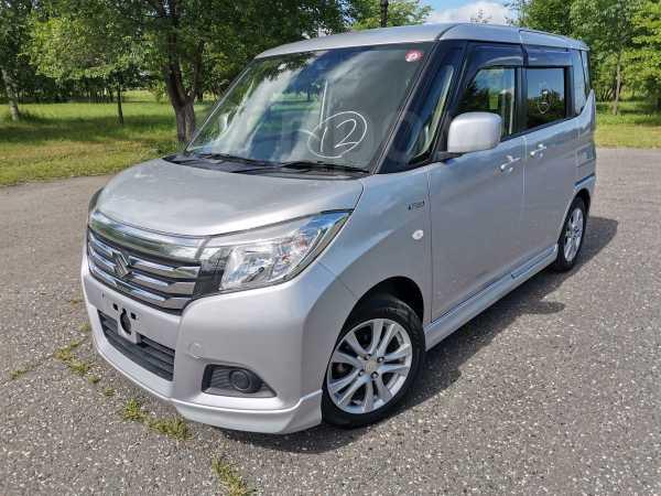 Suzuki Solio, 2017 год, 598 000 руб.