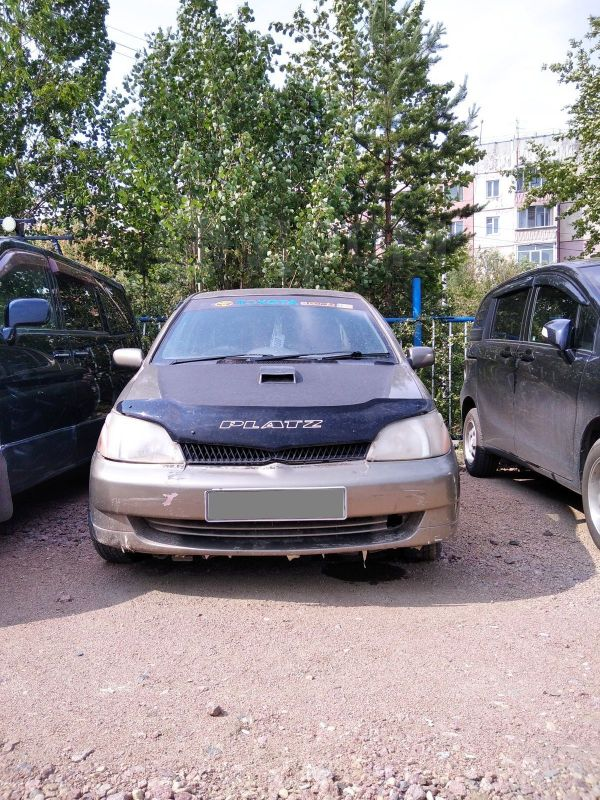 Toyota Platz, 1999 год, 100 000 руб.