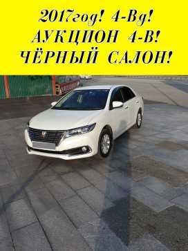 Владивосток Toyota Premio 2017