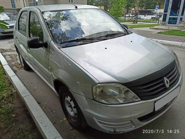 Renault Logan, 2012 год, 171 000 руб.