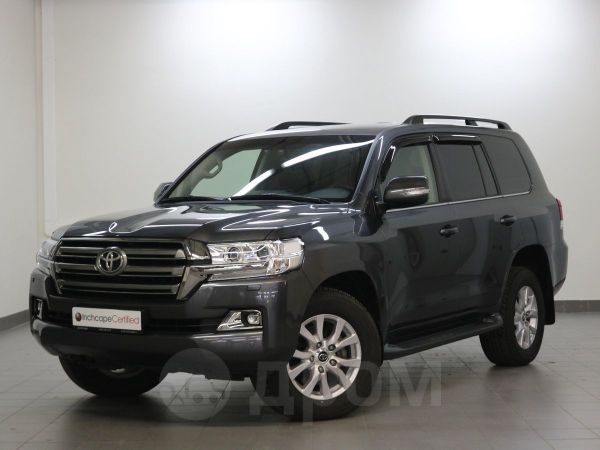 Toyota Land Cruiser, 2018 год, 4 799 000 руб.