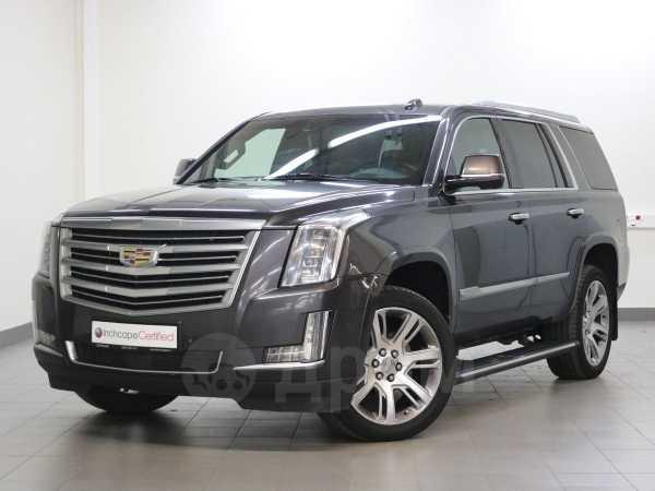 Cadillac Escalade, 2015 год, 3 040 000 руб.