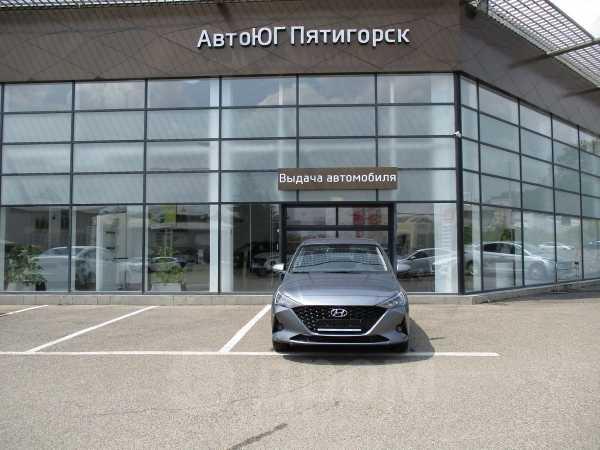 Hyundai Solaris, 2020 год, 1 057 000 руб.