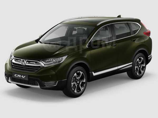 Honda CR-V, 2019 год, 2 843 900 руб.