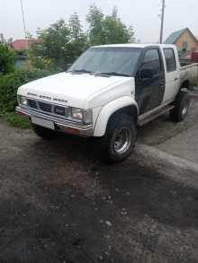 Новосибирск Datsun 1986