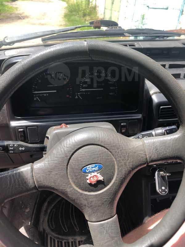 Ford Festiva, 1992 год, 40 000 руб.