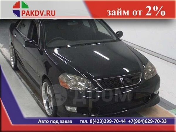 Toyota Mark II, 2001 год, 401 141 руб.