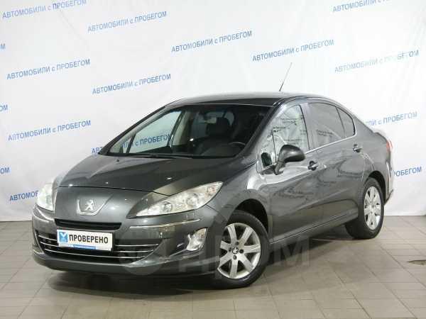 Peugeot 408, 2012 год, 369 000 руб.