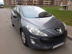 Москва Peugeot 308 2010