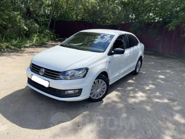 Volkswagen Polo, 2019 год, 740 000 руб.