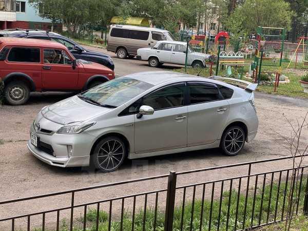 Toyota Prius, 2012 год, 880 000 руб.