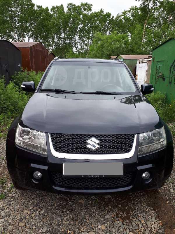 Suzuki Grand Vitara, 2008 год, 800 000 руб.
