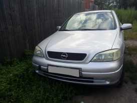 Абакан Astra 2002