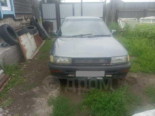 Toyota Corolla FX, 1989 год, 65 000 руб.