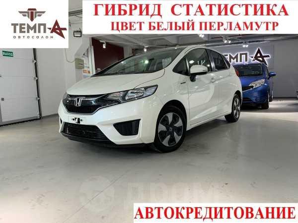 Honda Fit, 2016 год, 640 000 руб.