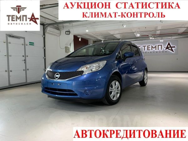 Nissan Note, 2016 год, 480 000 руб.