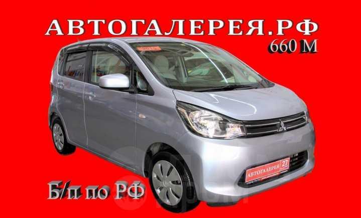 Mitsubishi eK Wagon, 2015 год, 398 000 руб.