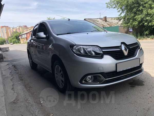 Renault Logan, 2016 год, 489 000 руб.