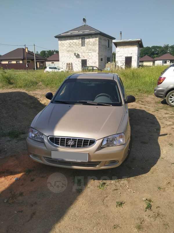 Hyundai Accent, 2005 год, 175 000 руб.