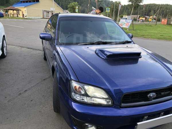 Subaru Legacy B4, 2002 год, 450 000 руб.
