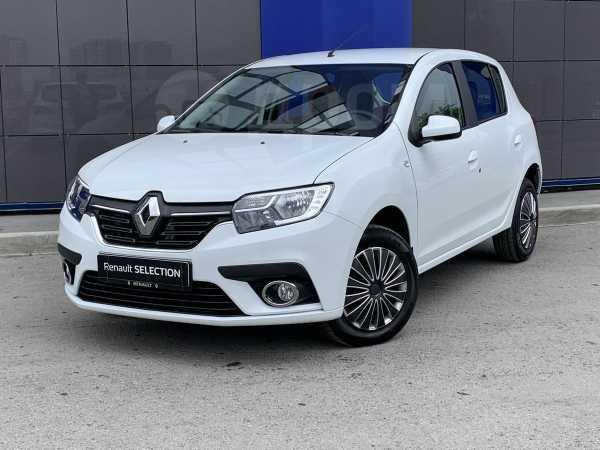 Renault Sandero, 2018 год, 699 000 руб.