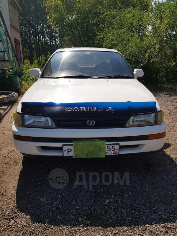 Toyota Corolla, 1991 год, 115 000 руб.