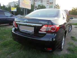 Омск Corolla 2011