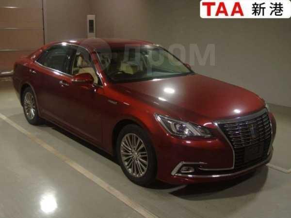 Toyota Crown, 2017 год, 2 150 000 руб.