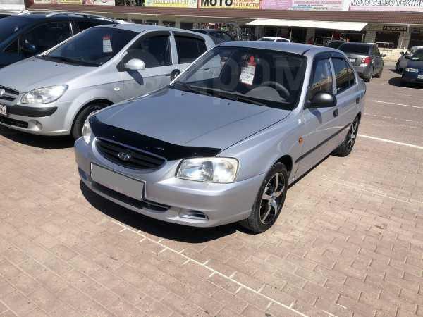 Hyundai Accent, 2007 год, 325 000 руб.