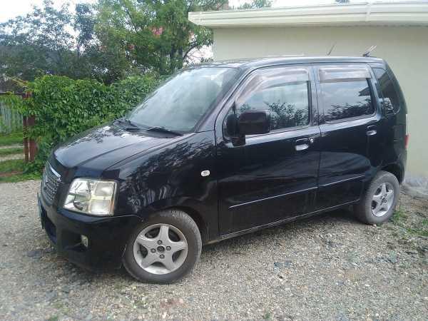 Suzuki Wagon R Solio, 2003 год, 200 000 руб.