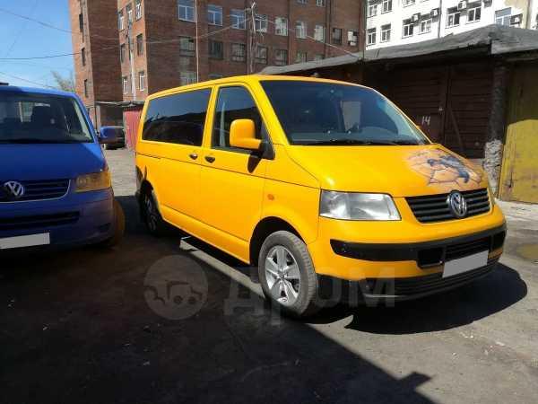 Volkswagen Transporter, 2003 год, 559 000 руб.