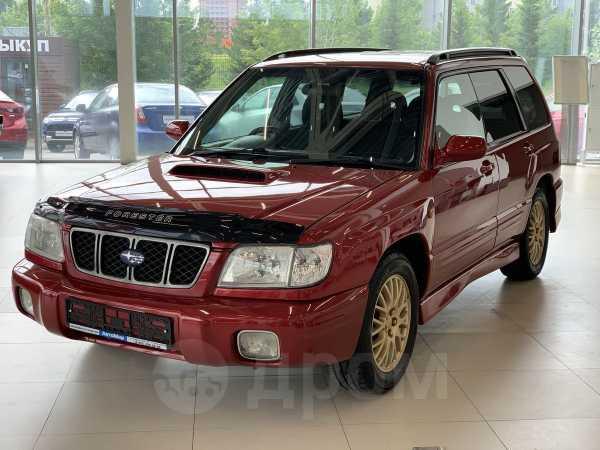 Subaru Forester, 2001 год, 387 000 руб.