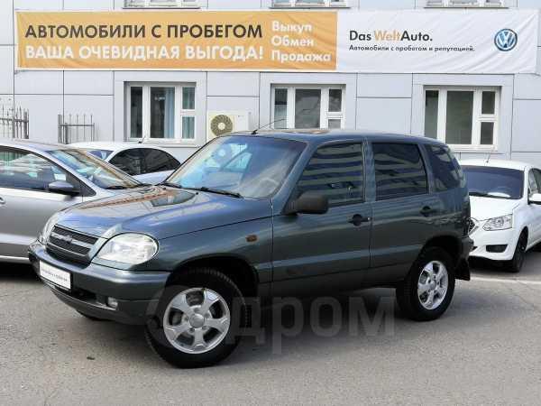 Chevrolet Niva, 2008 год, 247 300 руб.
