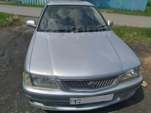 Nissan Sunny, 2002 год, 195 000 руб.
