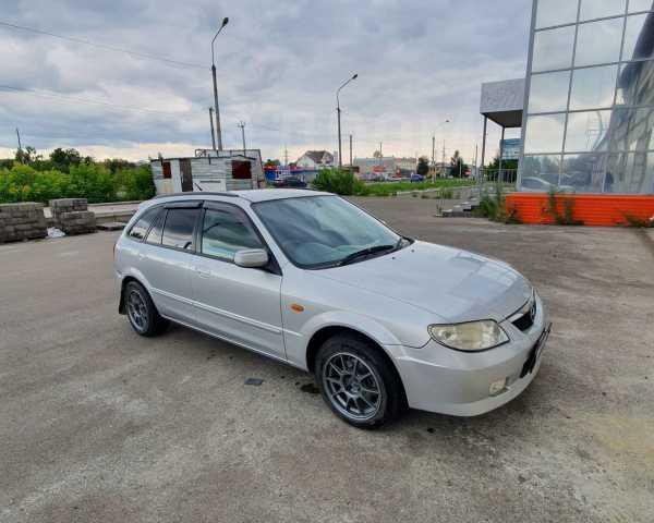 Mazda Familia S-Wagon, 2002 год, 260 000 руб.