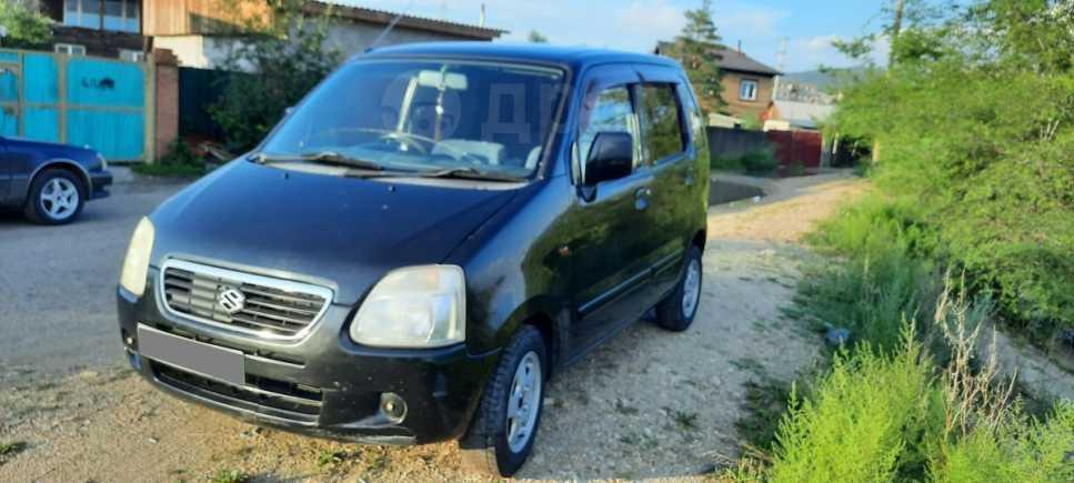 Suzuki Wagon R, 2000 год, 200 000 руб.