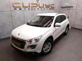Красноярск Peugeot 4008 2012