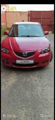 Mazda Mazda3, 2005 год, 195 000 руб.