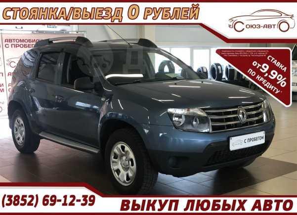 Renault Duster, 2014 год, 638 000 руб.