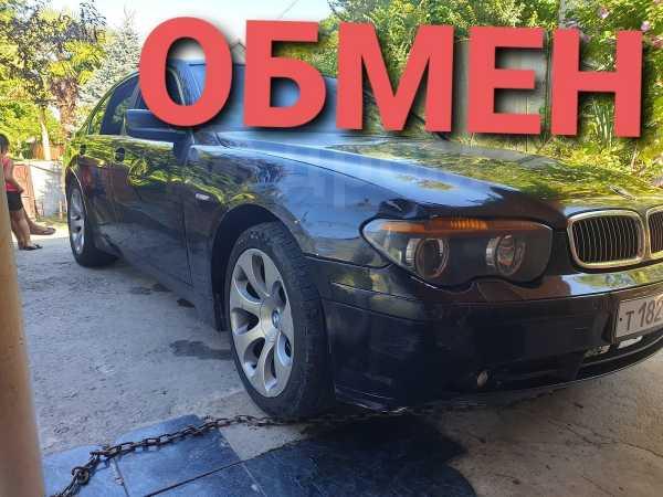 BMW 7-Series, 2003 год, 320 000 руб.