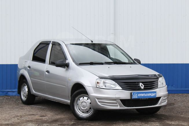 Renault Logan, 2012 год, 239 000 руб.
