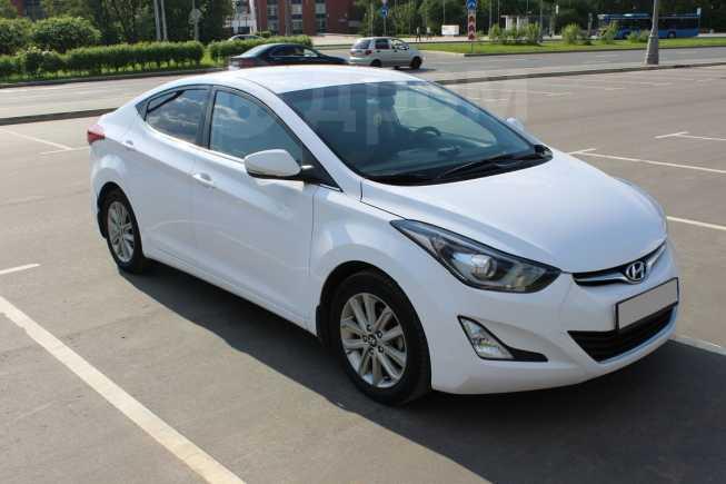 Hyundai Elantra, 2014 год, 660 000 руб.