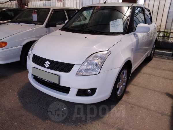 Suzuki Swift, 2008 год, 333 000 руб.