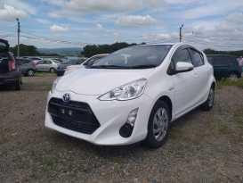 Уссурийск Toyota Aqua 2016