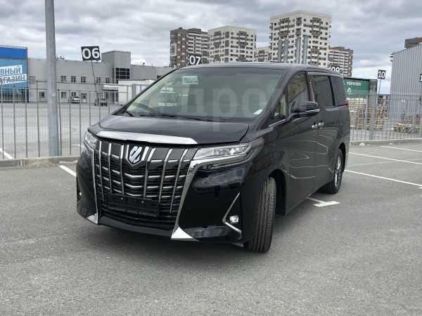Toyota Alphard, 2019 год, 4 852 000 руб.
