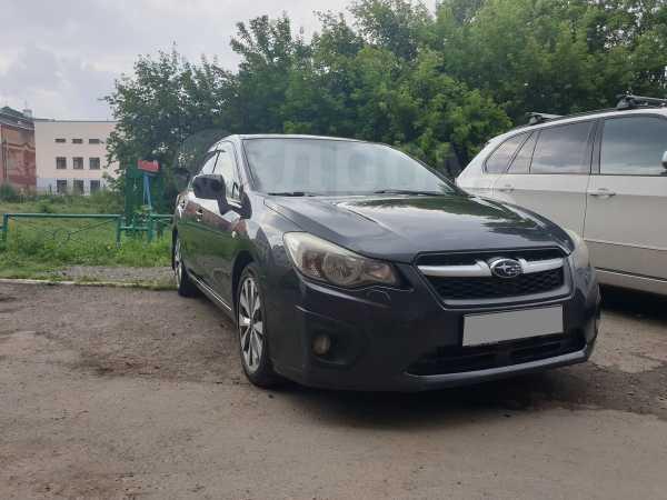 Subaru Impreza, 2012 год, 780 000 руб.