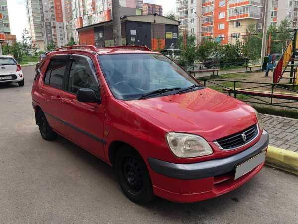 Toyota Raum, 2000 год, 220 000 руб.