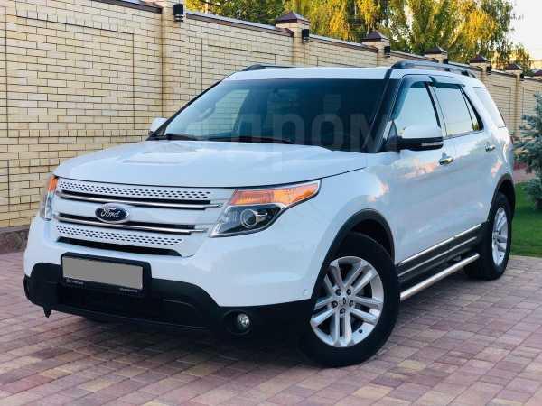 Ford Explorer, 2013 год, 1 099 999 руб.